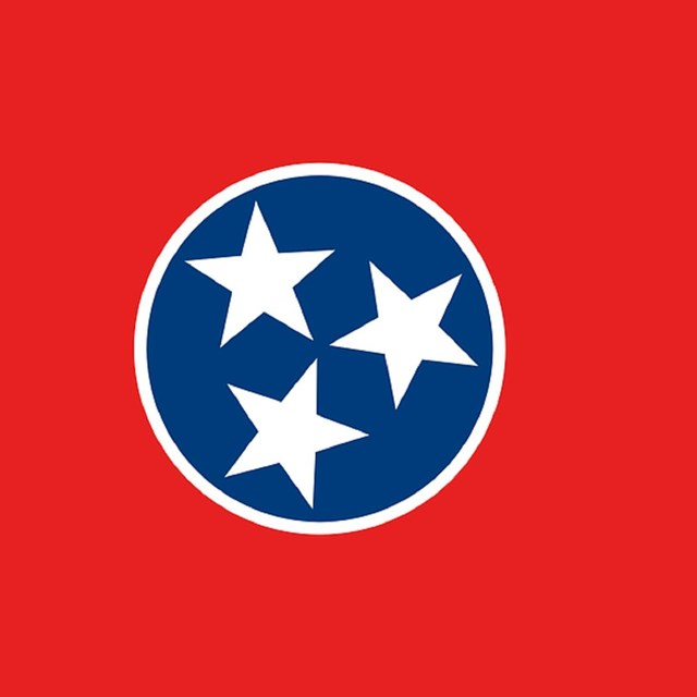 State flag of Tennessee, CC0