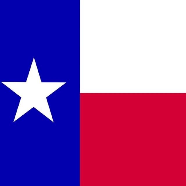 State flag of Texas, CC0