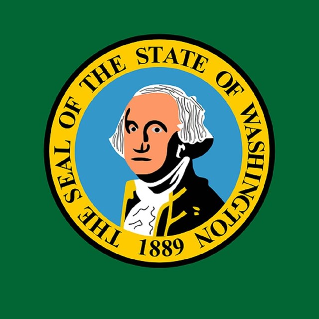 State flag of Washington, CC0