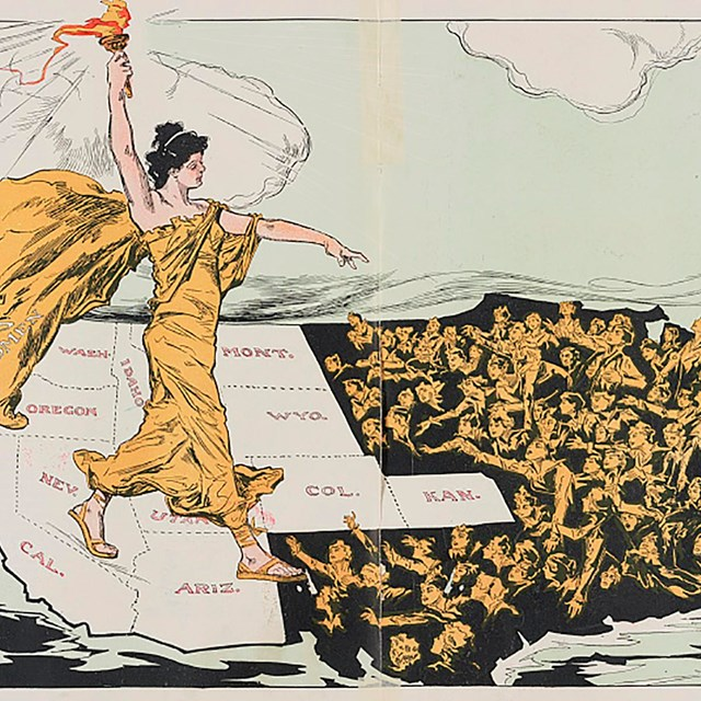 The Awakening. Collections Library of Congress