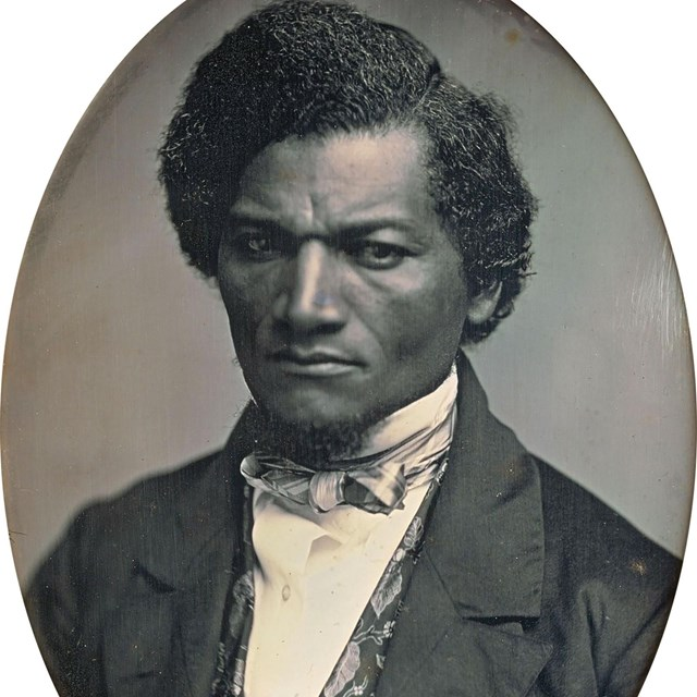 Frederick Douglass by Samuel_J_Miller, 1847-52 Art Institute of Chicago