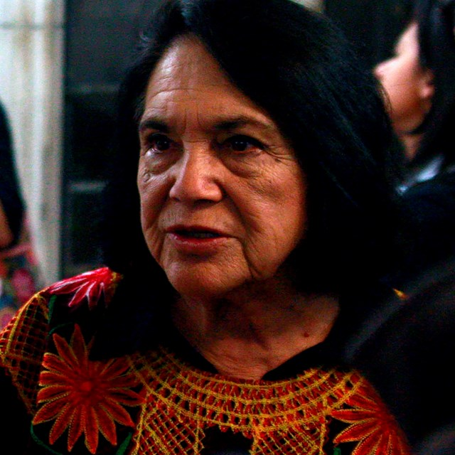 Dolores Huerta, Eric Guo, CC-BY-2.0 (Wikimedia).