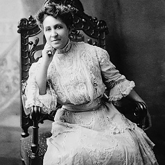 Mary Church Terrell. Collections of Library of Congress
