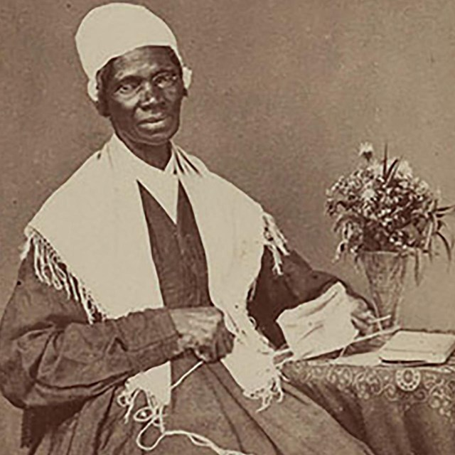 Sojourner Truth. Collections of the Library of Congress