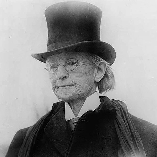Dr. Mary Edwards Walker, c. 1911. Library of Congress
