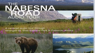 CD cover of Nabesna Road audio tour