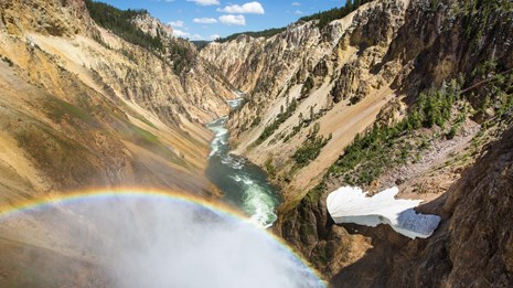 Canyon Campground - Yellowstone National Park (U S  National