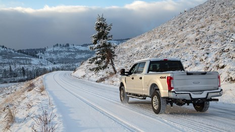 Yellowstone National Park (U.S. National Park Service)