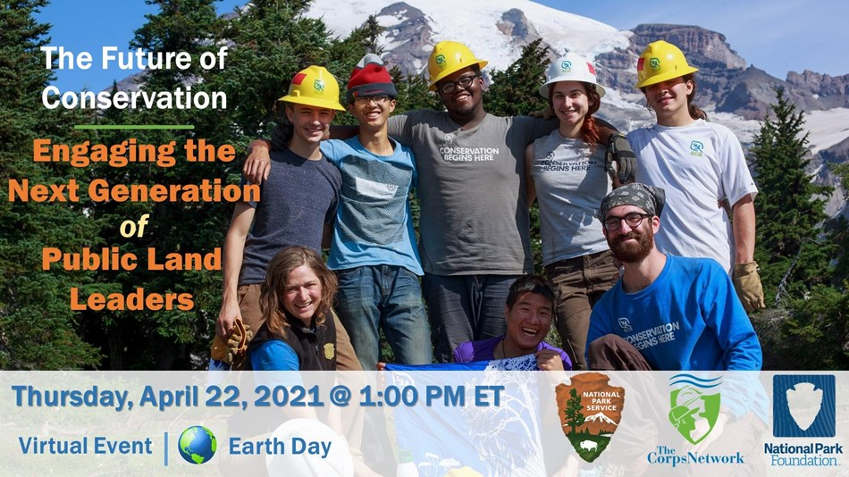 The Future of Conservation Earth Day Event