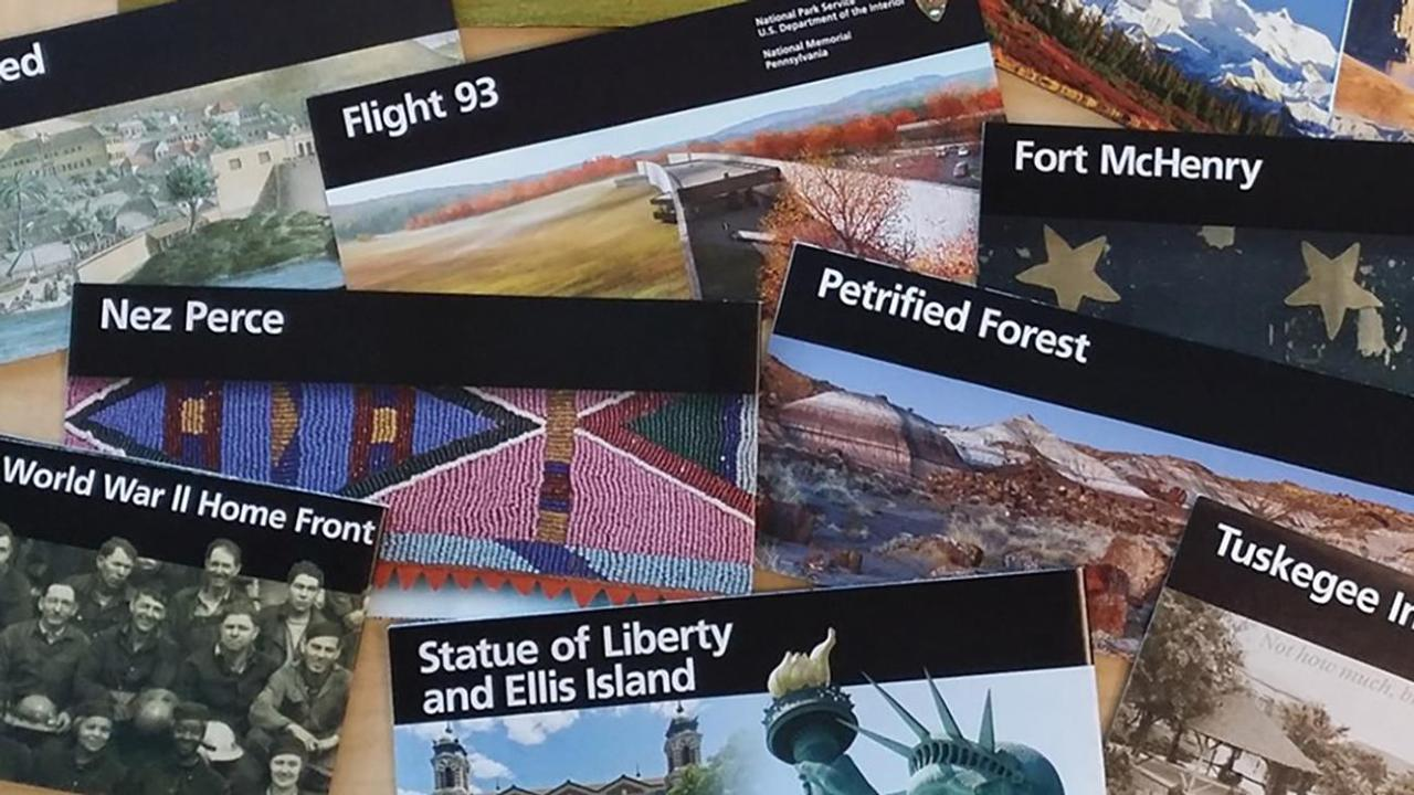 unigrid Experience National Parks in Arizona Brochure