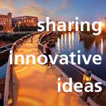 sharing innovative ideas