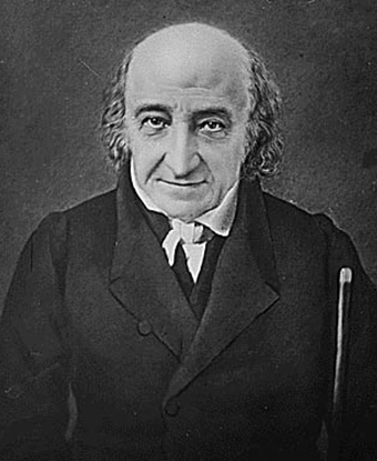 Dageurrotype of Albert Gallatin