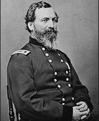 Photograph of John Sedgwick