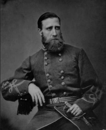 Photograph of John Bell Hood