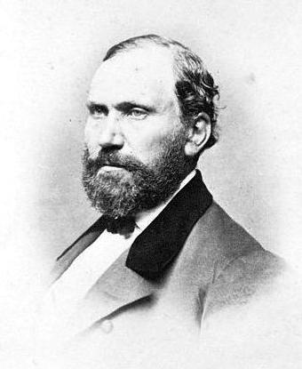 Photo of Allan Pinkerton