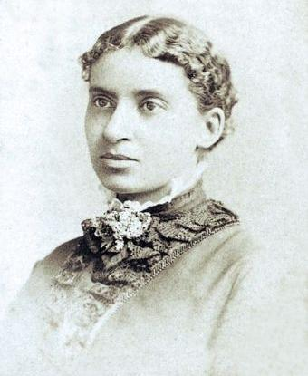 Photo of Charlotte Forten Grimké