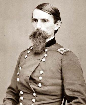 "Photo of Union Major General Lewis ""Lew"" Wallace"