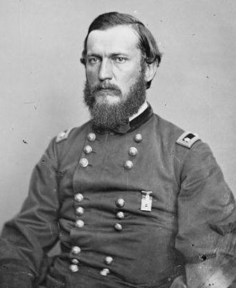 Photo of Union Major General Godfrey Weitzel