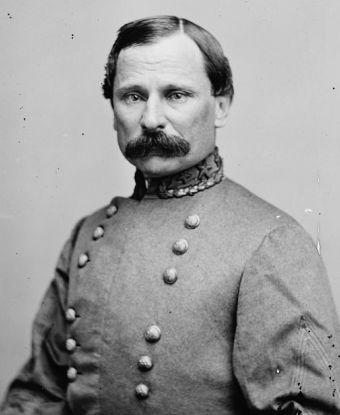 Photo of Confederate Major General Cadmus Marcellus Wilcox