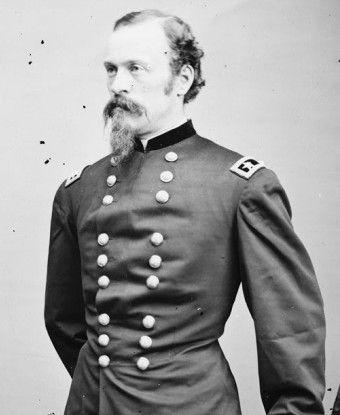 Photo of Major General James H. Wilson