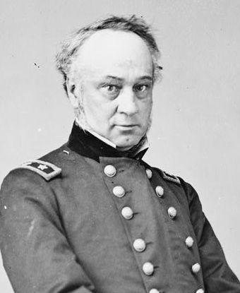 Photo of Henry W. Halleck