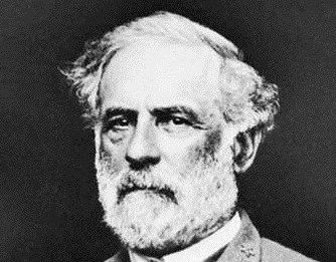 Photo of Gen. Robert E. Lee