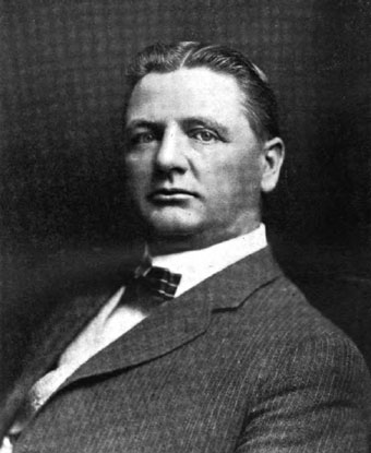 Portrait of Levi Howell Manning as Mayor of Tucson