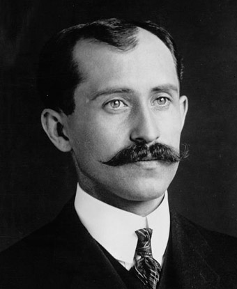 Portrait of Orville Wright, 1905