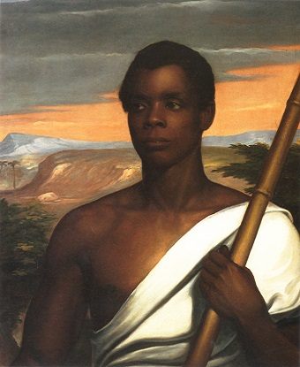 painting of sengbe pieh
