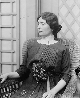 Helen Keller (U.S. National Park Service)