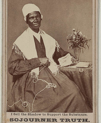 Sojourner Truth, Library of Congress