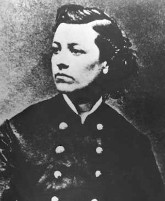 How female spies change the course of the Civil War