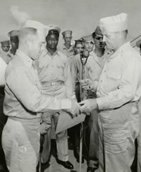 Leaders & Shapers - World War II (U S  National Park Service)
