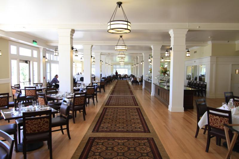 Photo gallery u s national park service for National dining rooms