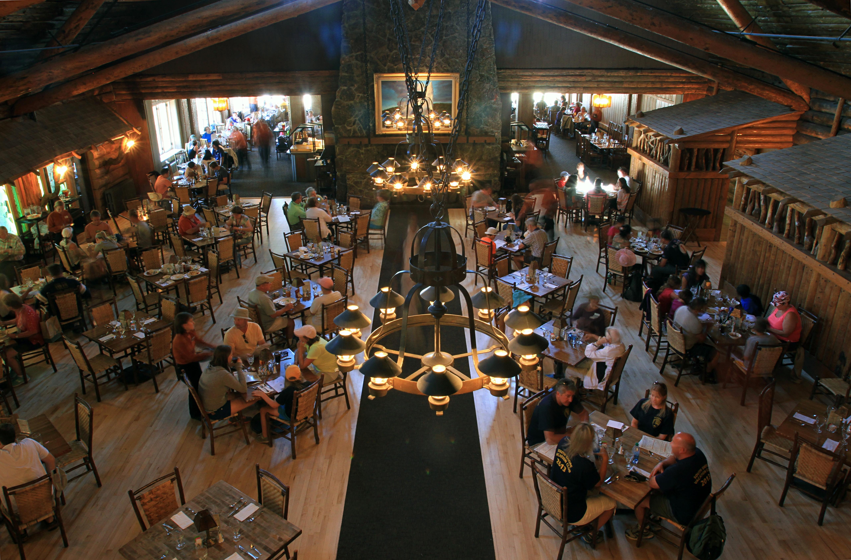 Old Faithful Inn Dining Room Menu Photo Gallery U.snational Park Service