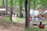 Living history at the Sesquicentennial Commemoration of the Battle of Drewry's Bluff, May 12-13, 2012