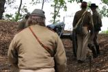 Artillery demonstration at the Drewry's Bluff Sesquicentennial Commemoration, May 12-13, 2012