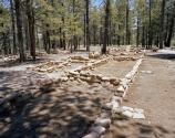 C-309 Grand Canyon National Park Walhalla Ruin N. Rim