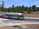 Grand Canyon National Park: Tusayan Shuttle Bus 0837