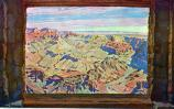Grand Canyon Nat Park: Widforss Postcard H4485