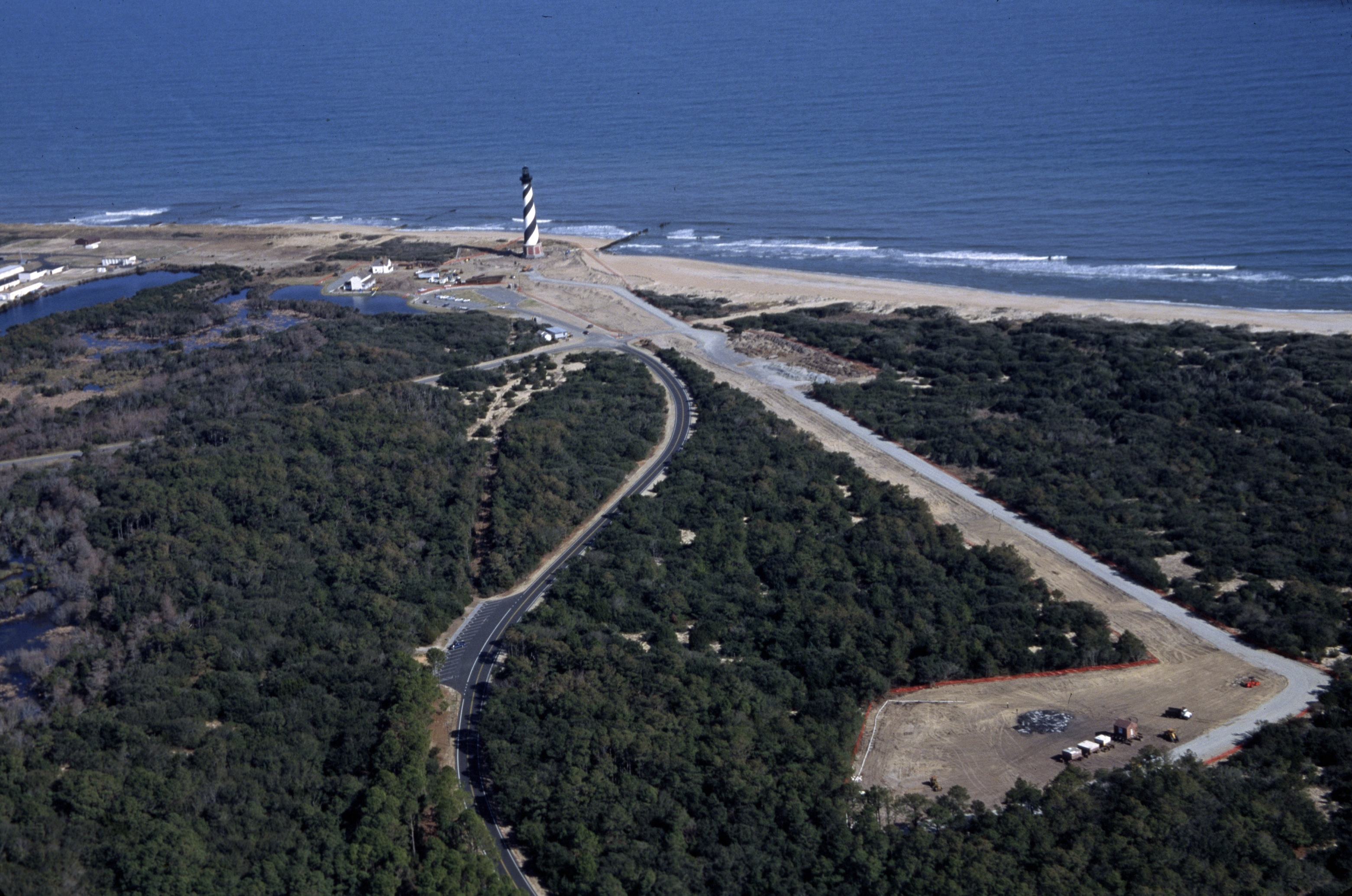 cape hatteras dating site You may climb the currituck and cape hatteras lights there are also lifesaving stations dating from 1874 the  this is the site of the first attempt by the.