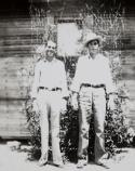 Ottis Littlejohn and his brother Toby