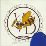 VP139 logo of a bee holding a bomb