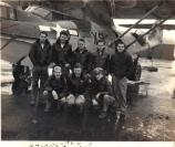 Group photo on Amchitka, 1945