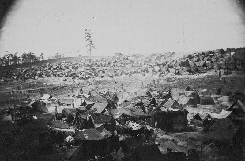 andersonville civil war prison camp essay Andersonville prison camp the american cultivated war left field behind a grand list of controersies that even by and.
