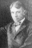 portrait of Carl Sandburg