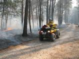 New approaches and technologies for prescribed fire are used to provide for better public safety and resource protection