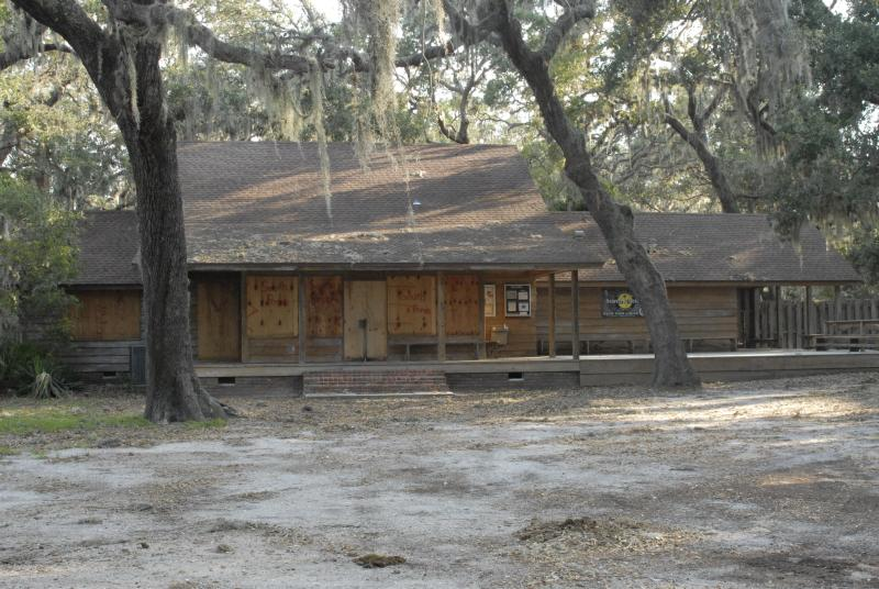 Sea Camp Ranger Station