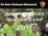 Junior Ranger Summer Camp Slide 1