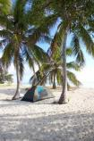 Tent Camping on Dry Tortugas